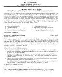Law Enforcement Resume Objective - http://getresumetemplate.info/3225/law