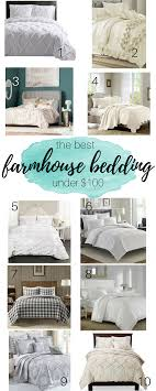 gorgeous farmhouse bedding options all under 100 so many beautiful choices which one is