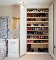 Built In Shoe Racks