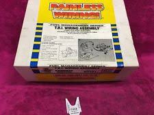 tbi harness car truck parts b23 painless wiring harness tbi throttle body injection 60101 new opened box