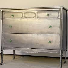 diy metallic furniture. Metallic Dresser - DIY Makeovers? Diy Furniture