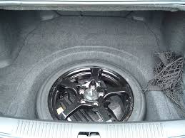 Katie the Carlady: Where is my spare tire? Why doesn't my car have ...
