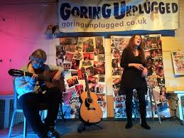 Hilary Palmer and Tim Coulson - Goring Unplugged | Facebook