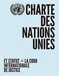 Amazon Com Charte Des Nations Unies Et Statut De La Cour