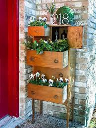how to repurpose old furniture. Brilliant Furniture Decor At The Door And How To Repurpose Old Furniture