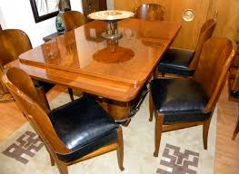 Art Deco Dining Room Furniture Sold Art Deco Collection