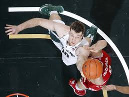 College basketball: Michigan State's Matt Costello saving his best for last  | Sports | news-herald.com
