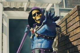 Skeletor Boogies To Fame In Moneysupermarkets Latest Epic Ad