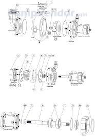 jabsco pump parts lists jabsco 15780 0000 parts