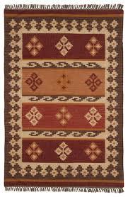 burdy hacienda jewel rug southwestern area rugs by st croix trading