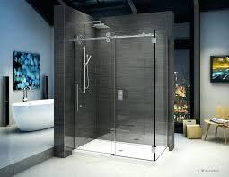 various showers doors glass delta shower door glass thickness