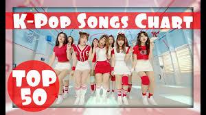 Top 50 K Pop Songs Chart October 2016 Week 3