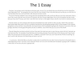 eng essay examination samples ppt video online the 1 essay
