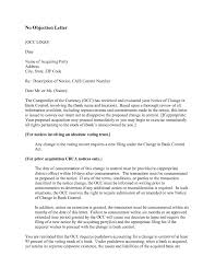 Sample Of Objection Letter It Resume Cover Letter Sample