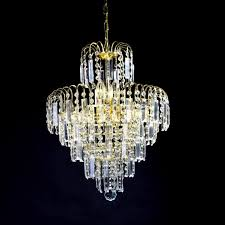 lightinthebox european style luxury lights chandelier in crown crystal lighting whole modern lamp archived on lighting
