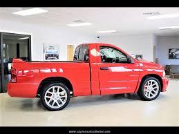 2005 Dodge Ram Pickup 1500 SRT-10 2dr Regular Cab for sale in Fort ...