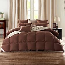 goose down comforter king size. Interesting Size Colored Goose Down Comforter Not Just White And Black With King Size