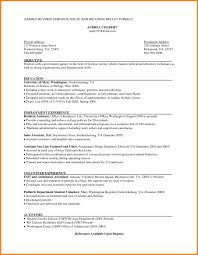 029 Free Chronological Resume Template Staggering Freel Image