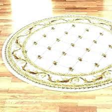 6 foot round rug area rugs ft southwestern 5 jute x 7