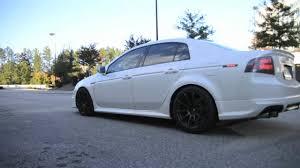 Acura TL-S + ATLP and RV6 - YouTube