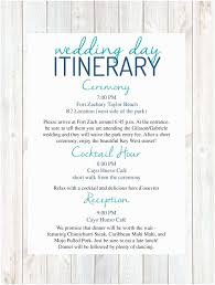 Wedding Welcome Party Invitation Destination Wedding