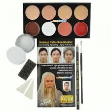 mehron mini pro student makeup kit for fair and olive fair skin