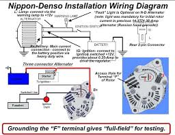 denso 3 wire alternator wiring diagram britishpanto with nippon 3 Wire Alternator Connections Diagram denso 3 wire alternator wiring diagram britishpanto with nippon
