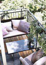 Small Outdoor Furniture For Balcony Best Ideas On  Decor Balconies And ... Entspannung.me