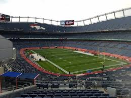 Denver Invesco Field Seating Chart Empower Field Section 236 Rateyourseats Com