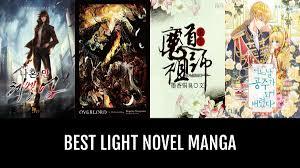 Best Action Light Novels Best Light Novel Manga Anime Planet