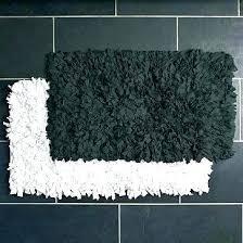 black and white bath mats uk striped rug luxury bathroom mat sets home improvement wonderful bathroo
