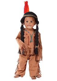 native american boy toddler costume