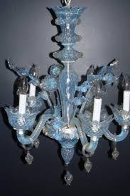 sold venetian salviati murano glass chandelier for