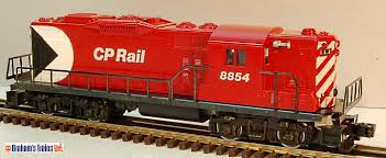 Lionel 6-8854 CP Rail GP-9 Diesel Engine