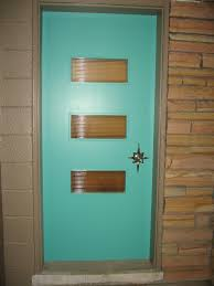 Mid Century Modern Front Doors Color All Furniture Some Ideas