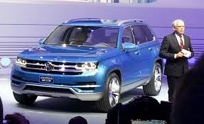 VW CrossBlue SUV nears decision on manufacturing in the USA