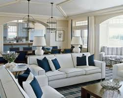 Blue And White Living Room Decorating Ideas Nautical Style Style And Cream  Bedrooms On Pinterest Best Decor