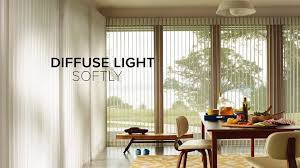 luminette privacy sheers for wide windows and sliding doors