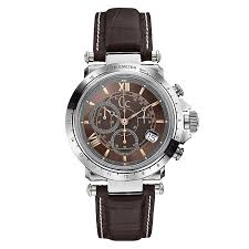 gc watches ernest jones gc men s stainless steel strap watch product number 3873684