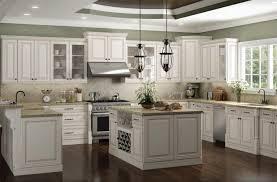 Glazed White Kitchen Cabinets Kitchen Antique White Kitchen Cabinets And Marvelous Painting