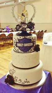 225 Best Motorcycle Wedding Images On Pinterest Cakes Wedding