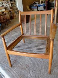 How To Refinish A Vintage Midcentury Modern Chair DIY Cool Mid Century Modern Furniture Restoration