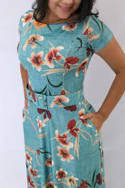Vestido Longo Floral   Áquila Tauheny Store