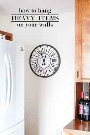 home decorating tip for hanging art on walls no wall stud to hang a heavy on hang heavy wall art with home decorating tip for hanging art on walls no wall stud to hang a