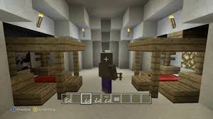 how to make a bedframe in minecraft xbox playstation