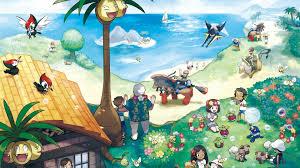 Pokemon Sun and Moon Manga Volume 2 Review - BagoGames
