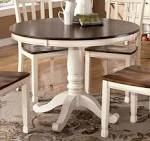 Image result for small white kitchen tables