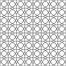 Lattice Pattern Mesmerizing Traditional Islamic Geometric Lattice Pattern Based On Overlapping