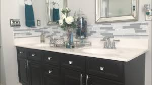 master bathroom designs on a budget. Contemporary Bathroom BathroomMaster Bathroom Decorating Ideas Tour On A Budgethome  Throughout Master Designs Budget