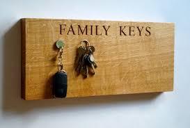 Wooden Key Racks